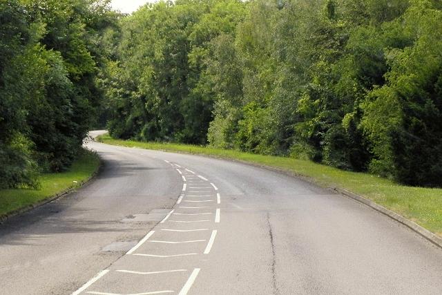 Arlesford Road (A31)