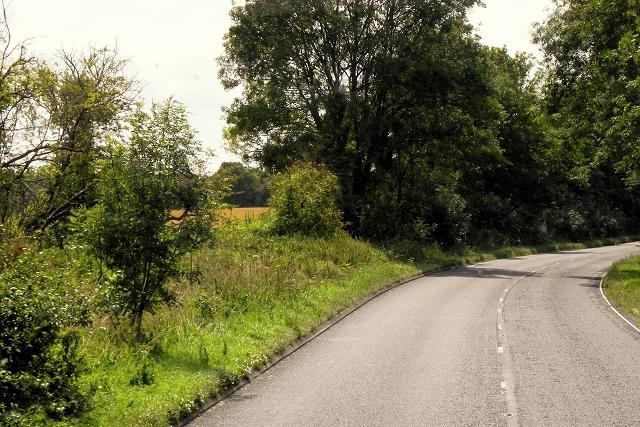 A31, Alresford Road near Tichborne