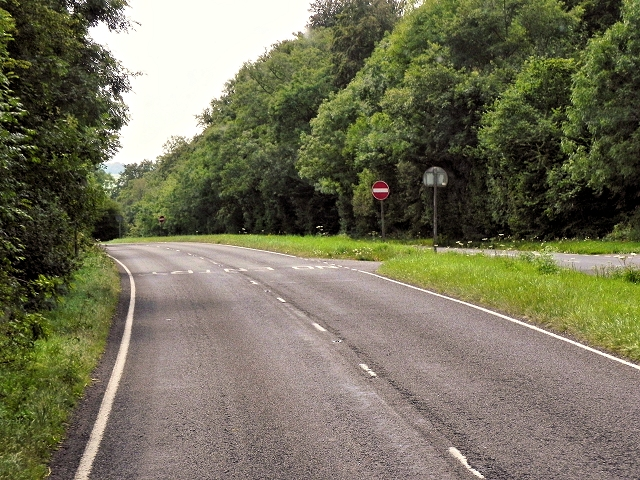 Southbound A31, Alresford Road