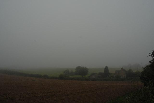 Misty morning at Ryeford