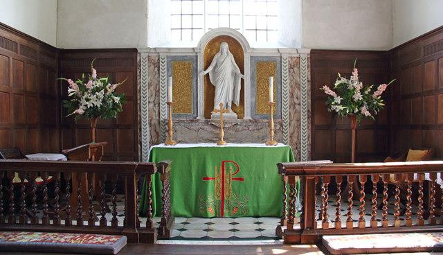 All Saints, Terling - Sanctuary