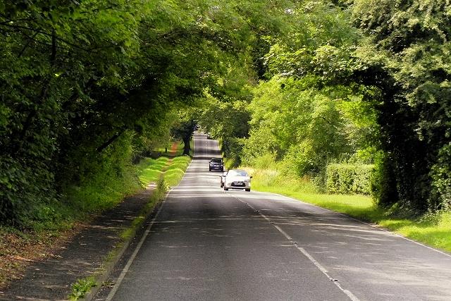 B3404 Alresford Road