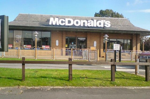 Ardwick Green McDonald's