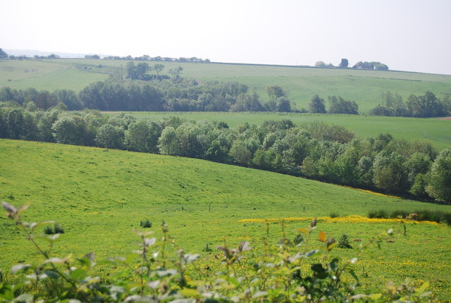 Valley of the River Teise