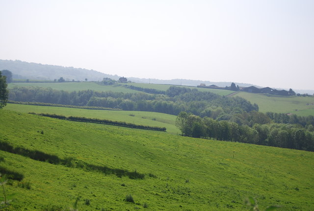 Valley of the Upper Teise