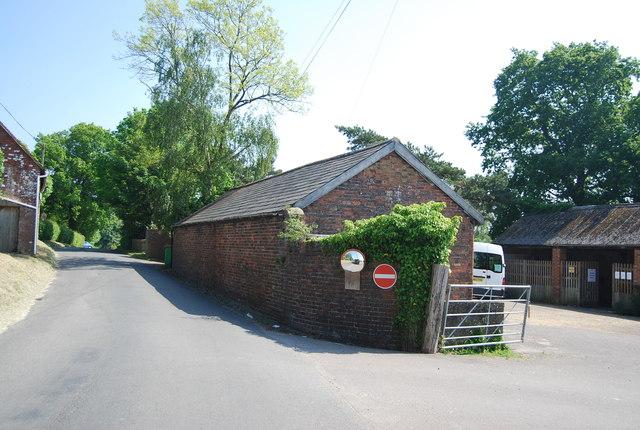Cornford Lane, Pepenbury