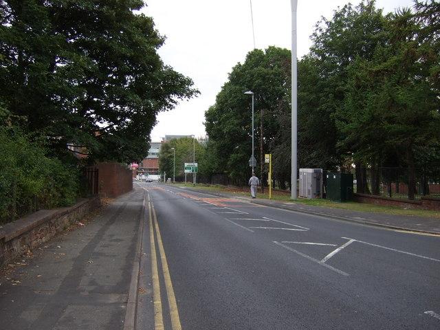 Delph Lane (B5201)