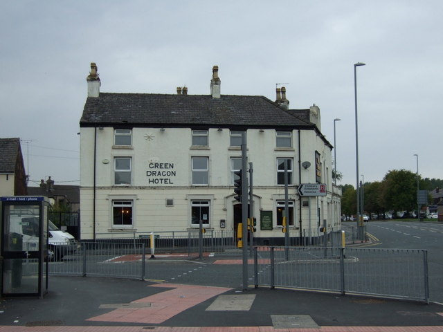 The Green Dragon Hotel