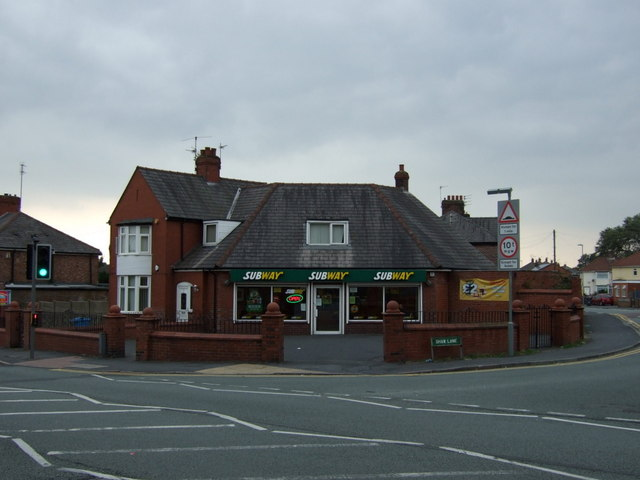 Subway, Whiston