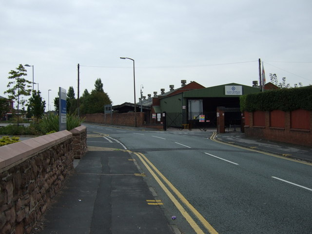 Stoney Lane, Whiston