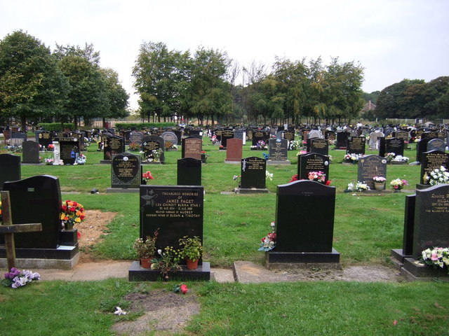 Knowsley Cemetery