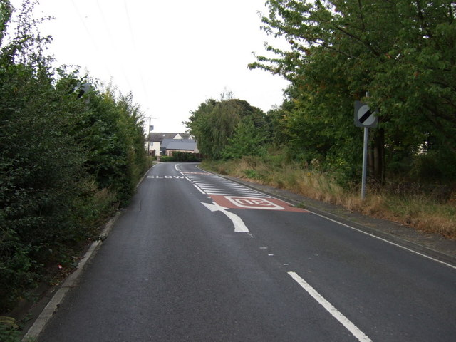 Fox's Bank Lane