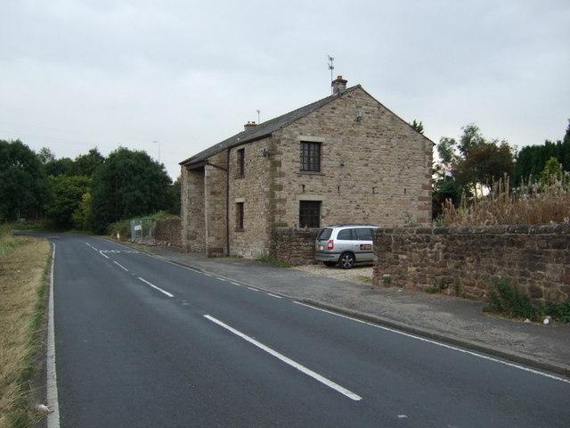 House on Fox's Bank Lane