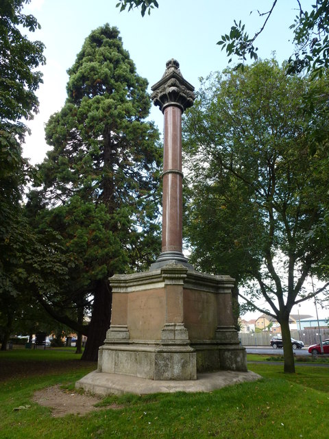 The Richard Young Memorial, The Park, Wisbech - Photo 2 of 16