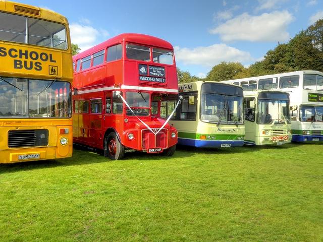 2014 Trans Lancs Rally, Heaton Park