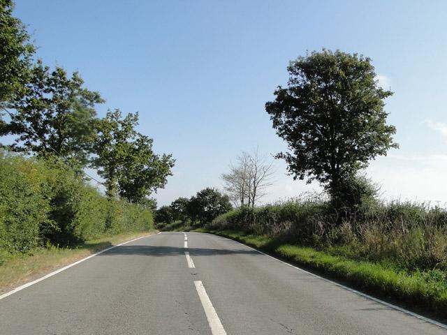 Middleton Road, B1122
