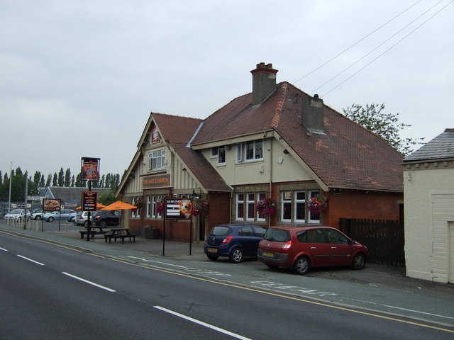 The Hare & Hounds pub