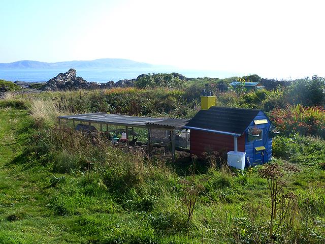 A rather superior henhouse