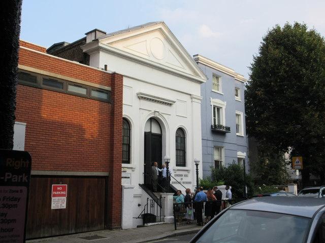 Kingdom Hall, Monmouth Road