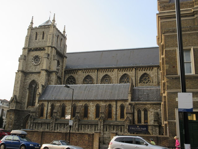Church of St Marys of the Angels, Paddington