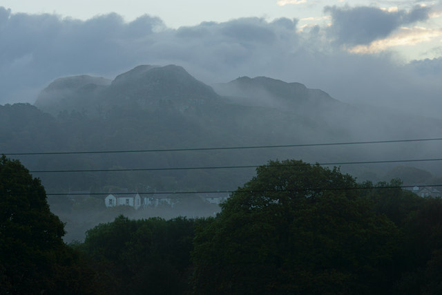 Eskdale in the Early Morning
