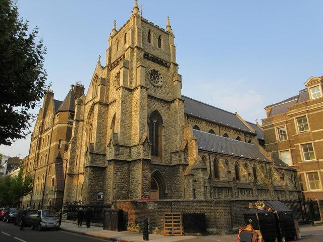 Church of St Marys of the Angels, Paddington