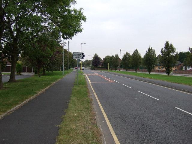 Tarbock Road (A5080)