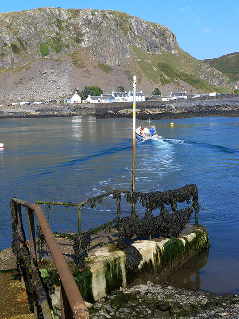 Easdale Ferry