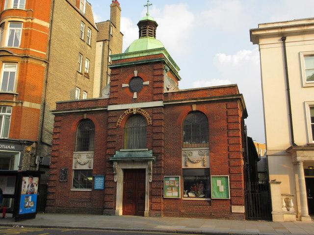 The New Church, Paddington
