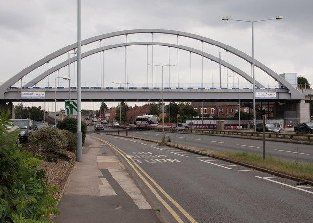 New Tram Bridge