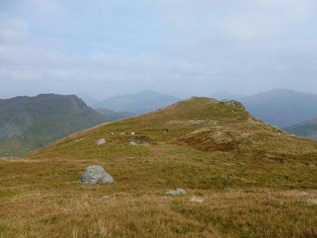 Beinn Bhreac ('speckled hill')