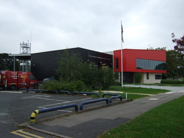 New Belle Vale Community Fire Station