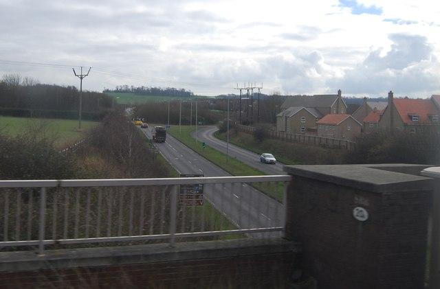 A505, Royston bypass