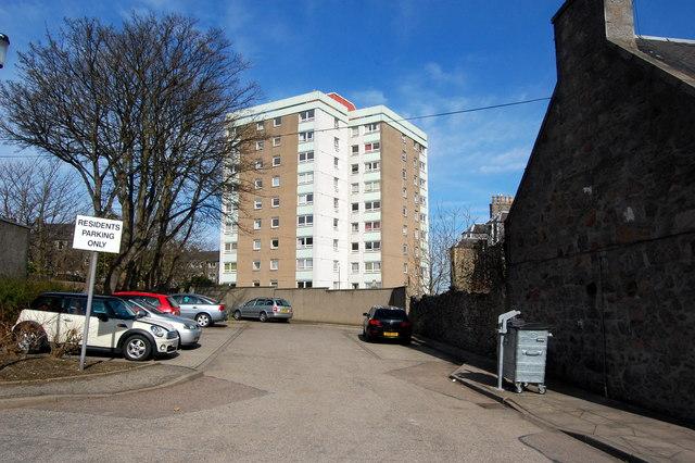 Clifton Court, Woodside, Aberdeen
