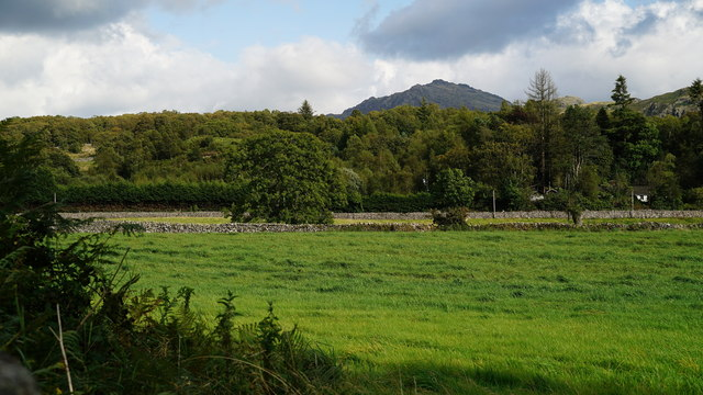 View Towards Harter Fell