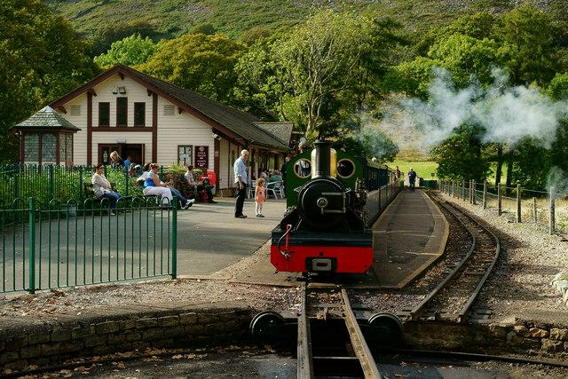 Dalegarth Station, Eskdale