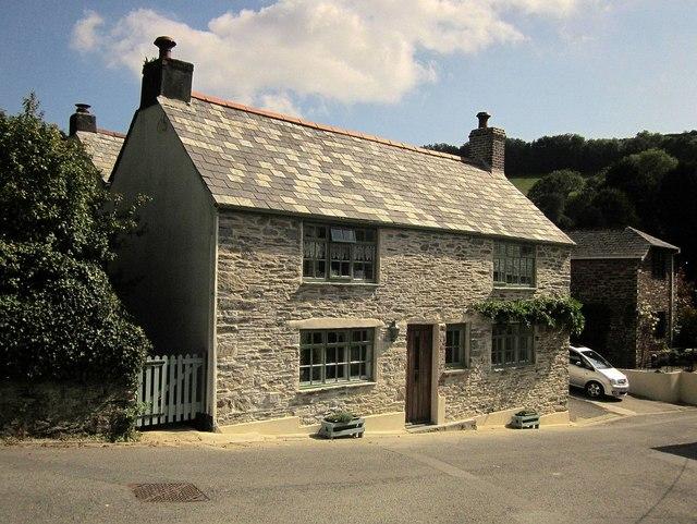 Cottage, Hessenford