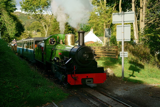 Departing From The Green, Eskdale