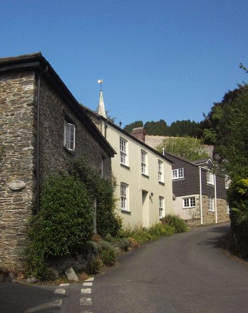 Cottages, Hessenford