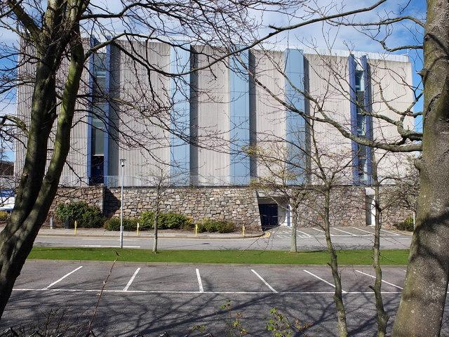 Woodhill House, Aberdeen