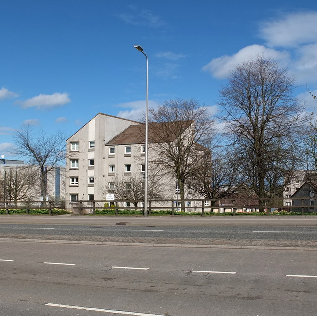 Sheltered housing, North Anderson Drive, Aberdeen