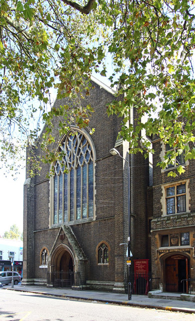 Our Lady of the Assumption, Victoria Park Square, Bethnal Green, E2