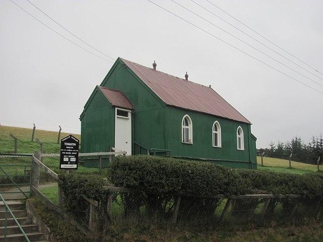 Tomatin Church
