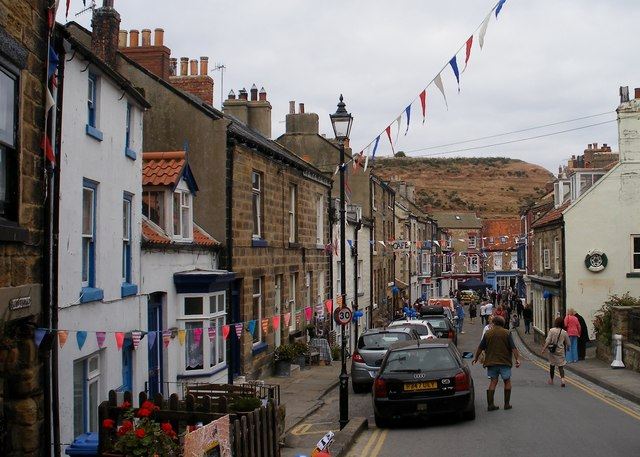 High Street, Staithes 2