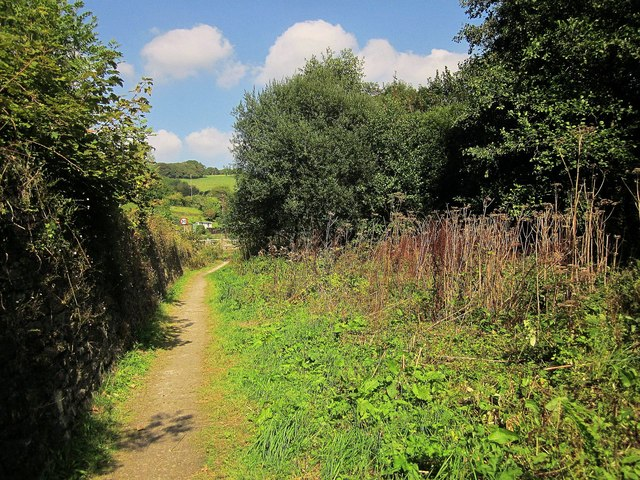 Path, Hessenford