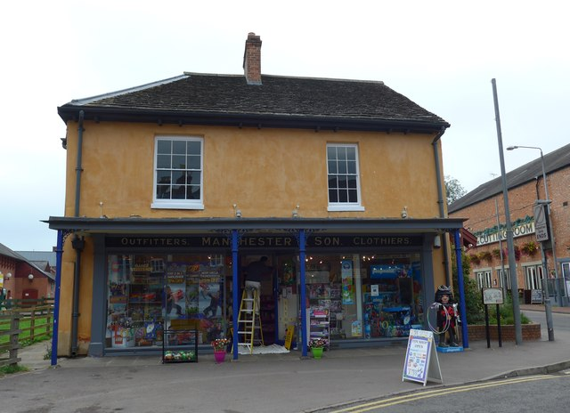 Toy shop in King Street