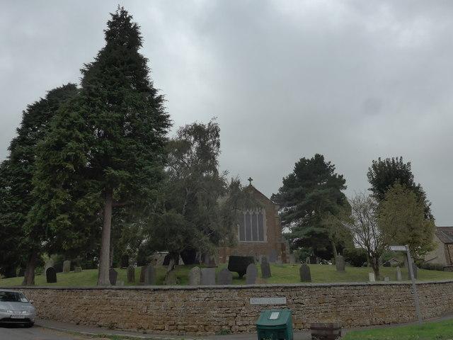 Looking from Church Street towards St. Egelwyn