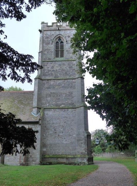 St Andrew, Prestwold: September 2014
