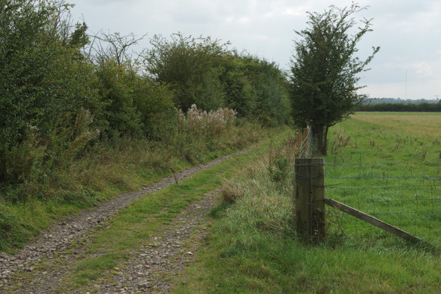 Track to Hillmorton