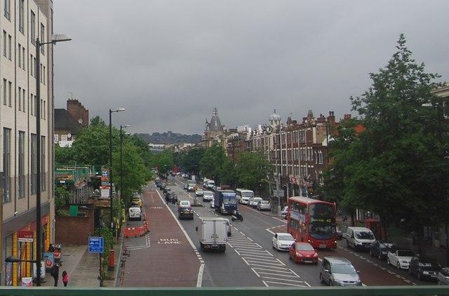 Holloway Rd, A1
